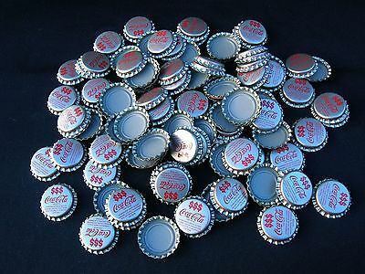 Coca Cola $$$ Unused Uncrimped Old Bottle Caps from Thomasville NC 100-Piece Lot