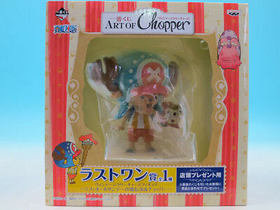 [FROM JAPAN]Ichiban Kuji One Piece ART OF Chopper Vintage Creatures Last One...