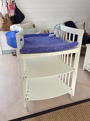 Stokke Care Change Table White