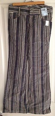 Just Jeans Girls Cord Jeans Size 12 - New