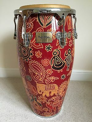 Tycoon Percussion MTCF-120CF1/S Master Fantasy Series Conga With Single Stand
