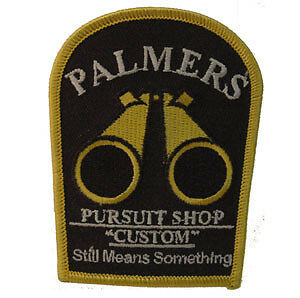 Patch  PPS Logo - PPSP062