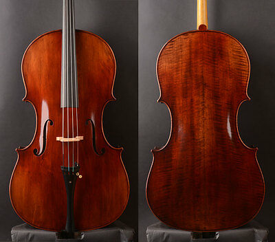 Special Offer! An Best Cello 7/8 Size Deep Tone,Size for lady Use