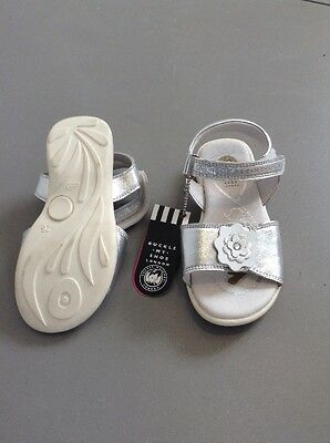 New Girls Sandals Size 26 Buckle My Shoe Not Next Or Monsoon