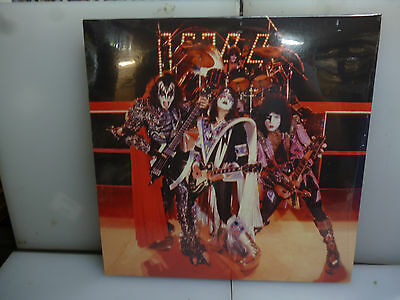 Kiss-Hotter Than Hell In Paris. Paris, France 1976.-Picture Vinyl Lp-New.sealed