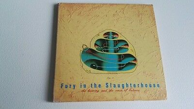 CD Fury In The Slaughterhouse - The hearing and the sense of balance
