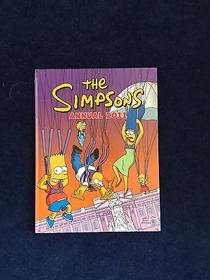 The Simpsons Annual 2011