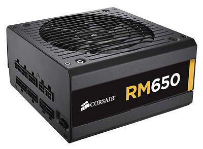 Corsair RM650 650W 80PLUS Gold Power Supply