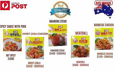 2 X OTTOGI instant 3 BUN easy to cook 5 different type of flavor to enjoy