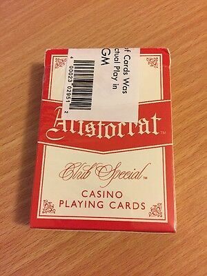 Authentic MGM Grand Las Vegas Playing Cards (Actual Played Cards)