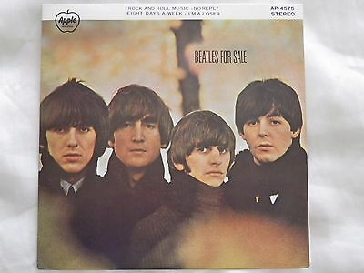 "The Beatles - Beatles For Sale. 1970 Japan 7"" 1st Press EP. AP4575. NM"