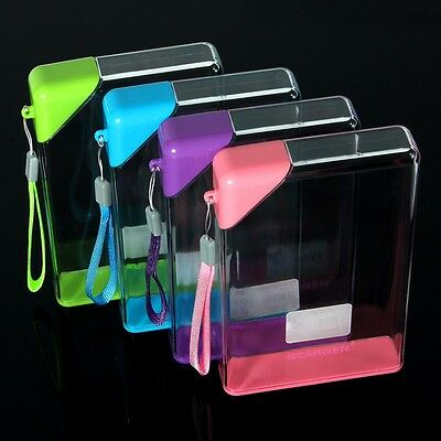 450ml Paper Clear Book Kettle Travel Movement Cup Flat A5 Square Water Bottle