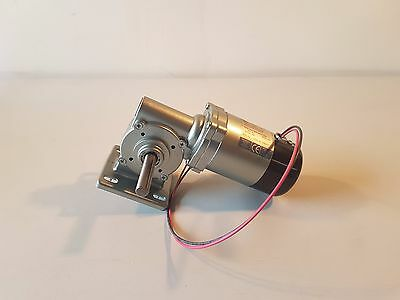 Parvalux DC Geared Motor, Brushed, 2.5 Nm, 100 rpm - PM10CMB 653876 B/06A