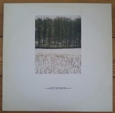 """JOY DIVISION - Atmosphere / She's Lost Control FACTORY 12"""" FACUS 2UK EX"""