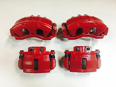 Ford BA-BF FG XR6 & Turbo Brake Calipers Front and rear
