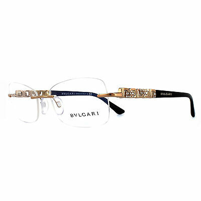 Bvlgari Glasses Frames 2184B 376 Pink Gold Womens 54mm