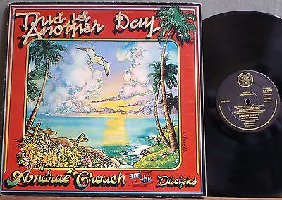 Andraé Crouch And The Disciples. This Is Another Day. 1976 Gospel/Funk Vinyl LP.