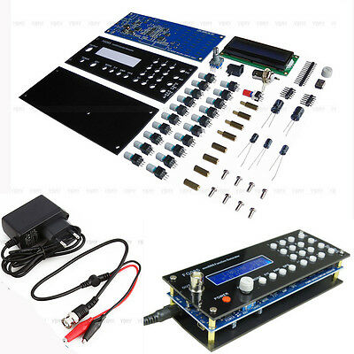FG085 Mini DDS Digital Synthesis Function Signal Generator DIY Kit with Panel TP