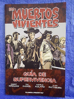Comic The Walking Dead - Los Muertos Vivientes - Guia De Supervivencia