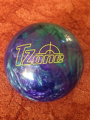 T Zone Bowling Ball 15Lb L/Handed