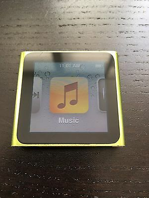 Apple iPod nano 6th Generation Green (8GB)