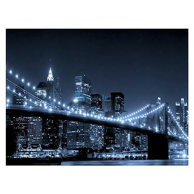 City Night Scenes 5D Diamond DIY Painting Embroidery Craft Kit Home Decoration