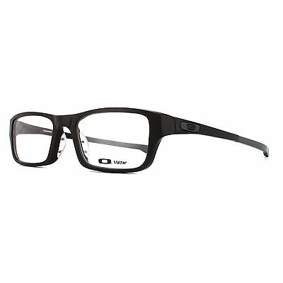 Oakley Glasses Frames 8039 Chamfer 803904 Satin Black Men 49mm