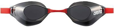 Arena swimming goggle non cushion type smoked red AGL120 SMK #A669 F/S