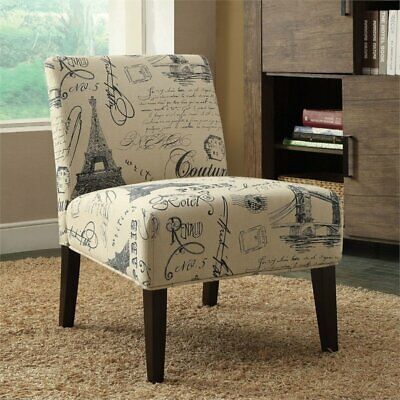 Tremendous Acme Furniture Reece Fabric Accent Chair In Beige And Gmtry Best Dining Table And Chair Ideas Images Gmtryco