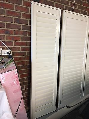 Plantation Shutter USED Good Cond 570mm X 2010mm