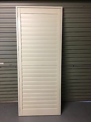 Plantation Shutter USED Good Cond 2010mm x 815mm