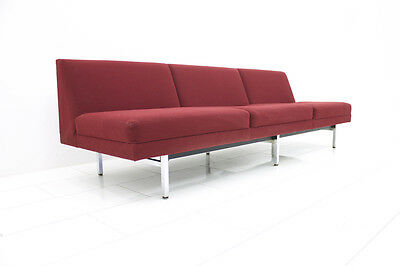 George Nelson Modular Sofa with Table, Herman Miller 1960s