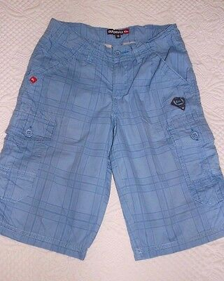 Bermuda TBE marque Quiksilver taille 12 ans