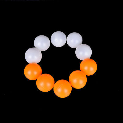 150xPlastic Table Tennis Ping Pong Balls Training Sports 40mm lucky draw ball JX