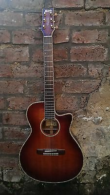 Nylon String Electro-Acoustic by top Japanese maker : Morris MR10G