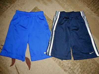 LOT of 2 Boys size 7 NIKE Shorts