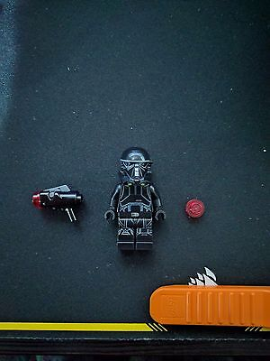 Brand New Lego Minifigure Star Wars Rogue One Storm/Death Trooper from 75165