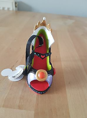 Disney Evil Queen   Shoe  Ornament Tree Decoration Ornament