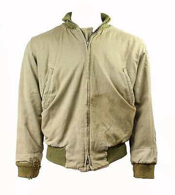 Blouson de tankiste US First army US WW2 (matériel original)
