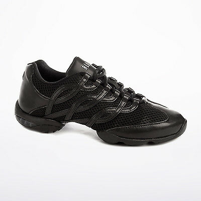 Bloch Twist Dance Sneaker shoe S05221L Black Size 9 US standard size 7 1/2 to 8