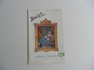 Daly's Theatre Programme