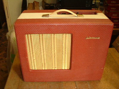 WATKINS 'WESTMINSTER 10/T' Combo Amplifier. Very Nice Condition & Working Well!