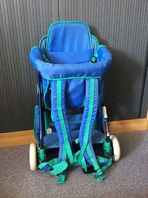 Baby toddler Hiking Backpack Carrier  Child Kid Sun canopy Shield