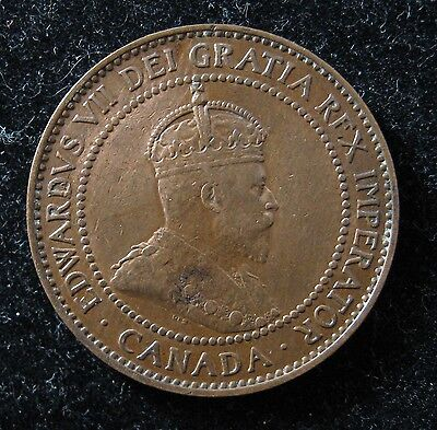 1909 Canada One Cent #26
