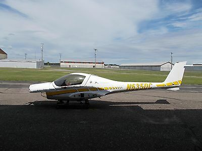 2001 Diamond Da-20-Ci  Eclipse, 3181 Tt, Front End Damage Only, Priced Cheap !!