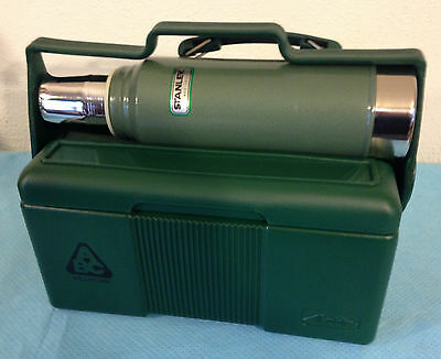 Abc Millwork Stanley Aladdin Thermos-Lunch Box Combo Set—New!