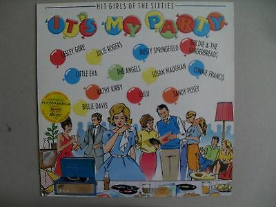 LP It's My Party-Various Hit Girls Of The Sixties