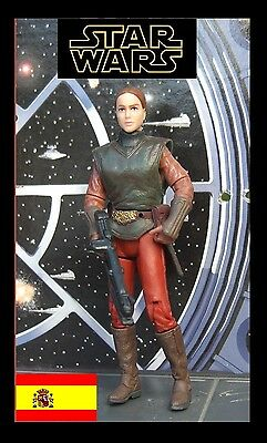 STAR WARS ★★★ QUEEN AMIDALA - Power Of The Jedi ★★★ CLONE REBELS action figure