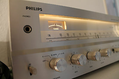 Philips 682 Receiver Vintage sehr gud
