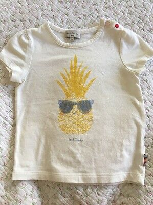Paul Smith Baby Girl T-shirt Age 18 Months